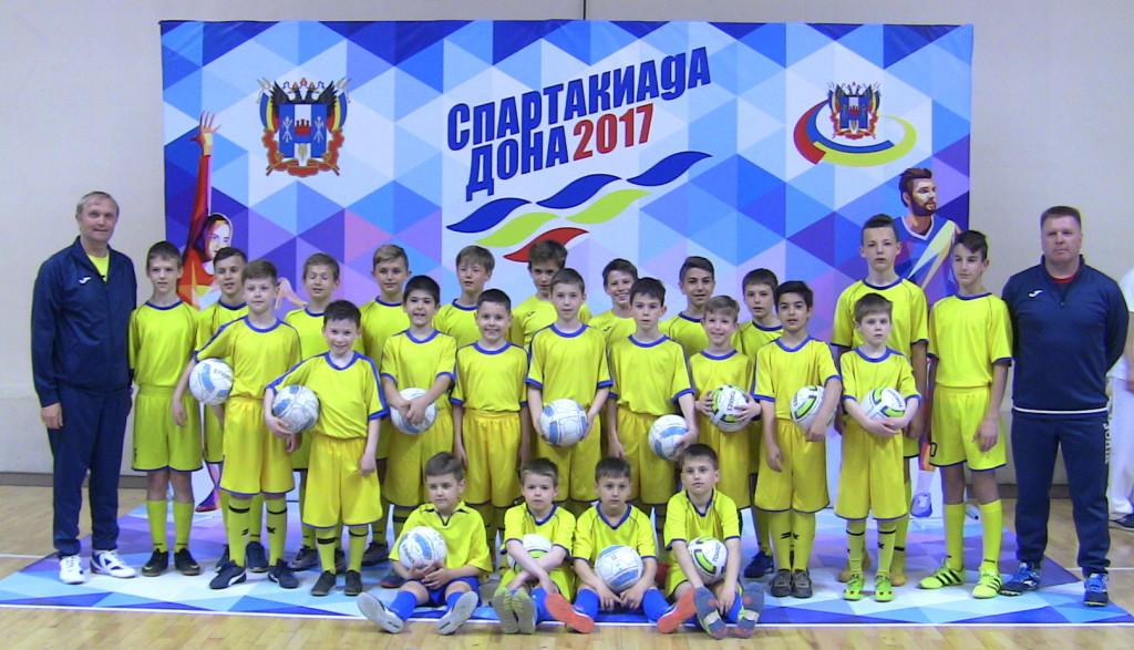 Спартакиада Курочка Резниченко